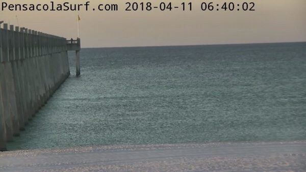 Wednesday Morning Beach and Surf Forecast 4/11/18