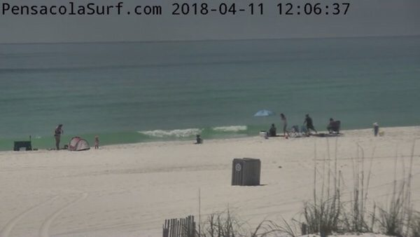 Wednesday Afternoon Beach and Surf Report 4/11/18