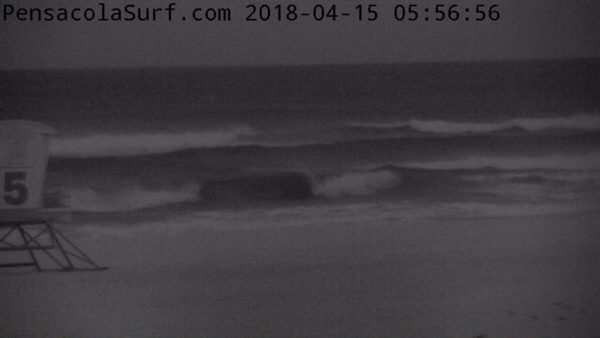 Sunday Morning Beach and Surf Report 4/15/18
