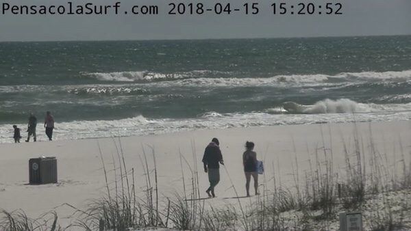 Sunday Afternoon Beach and Surf Report 4/15/18