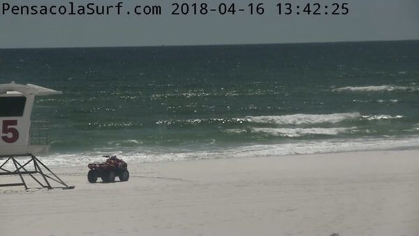 Monday Afternoon Beach and Surf Report 4/16/18